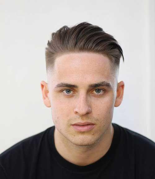 Los Hombres Modernos De Peinado Hair Grooming Pinterest - Peinados-modernos-para-hombres