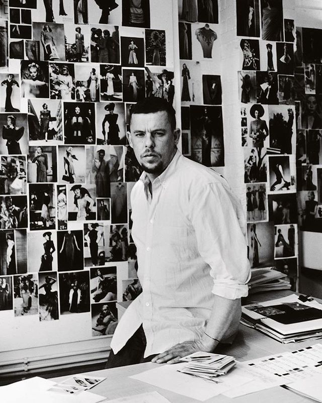 Remembering Lee McQueen. 17.03.1969 – 11.02.2010  Photograph by Sir Don McCullin ©2009