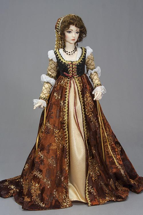 Autumn Italian Renaissance Gown - Could someone please make this ...