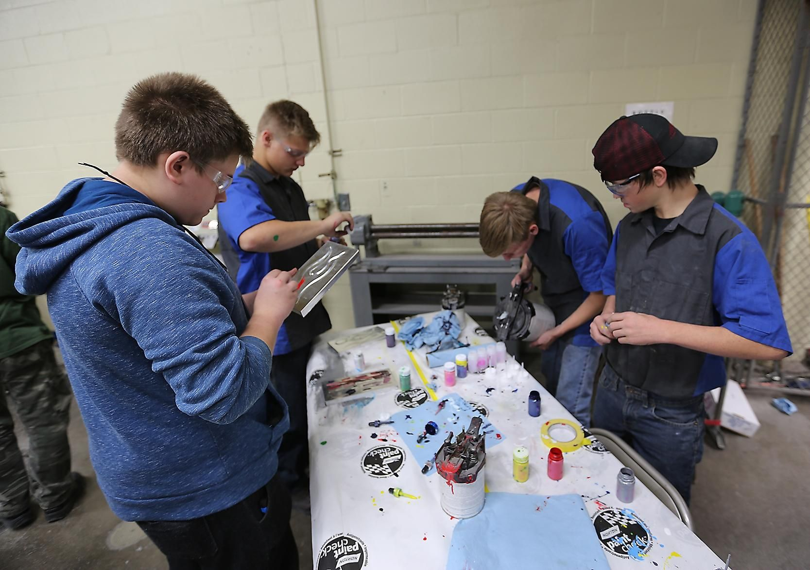 Buckeye career center took advantage of a chance to show