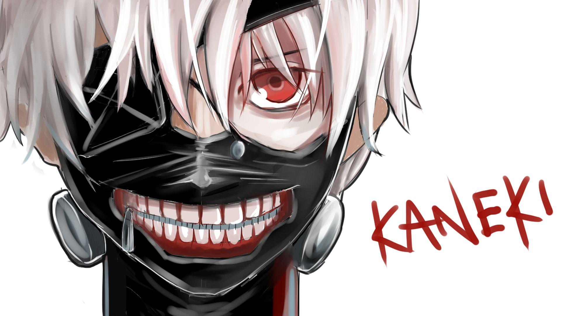 Kaneki Ken Anime Picture HD Wallpaper Sugai 1920×1080