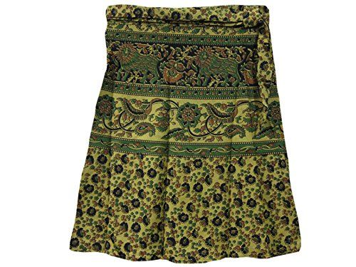 Womans Mini Wrap Around Skirt Green Animal Ethnic Print C... https://www.amazon.ca/dp/B01MXLLI3T/ref=cm_sw_r_pi_dp_x_WWsuyb1YB5HBS