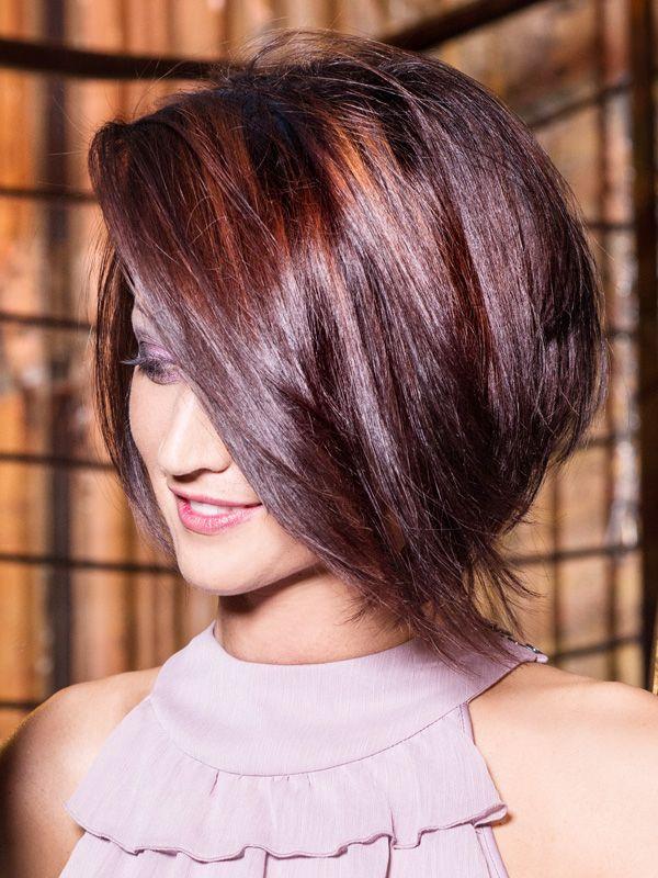 trendy frisuren: Über 80 bilder von trendfrisuren