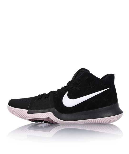 d2693c975c95 Nike Kyrie 3  Black Suede