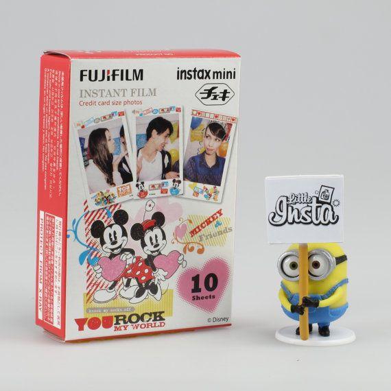 Fujifilm Instax Mini Film Mickey Mouse  For Instax Mini 7 8