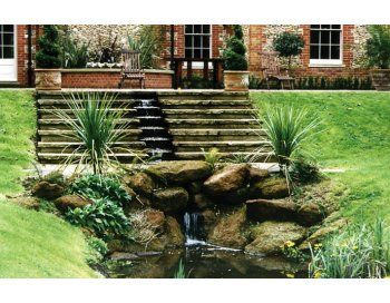 feature steps water - Google Search