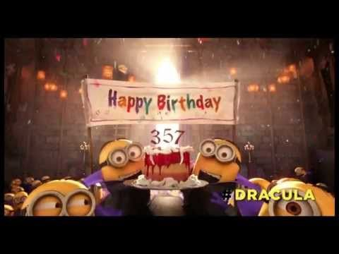 Tbt To Dracula S Surprise Birthday Party Youtube Happy