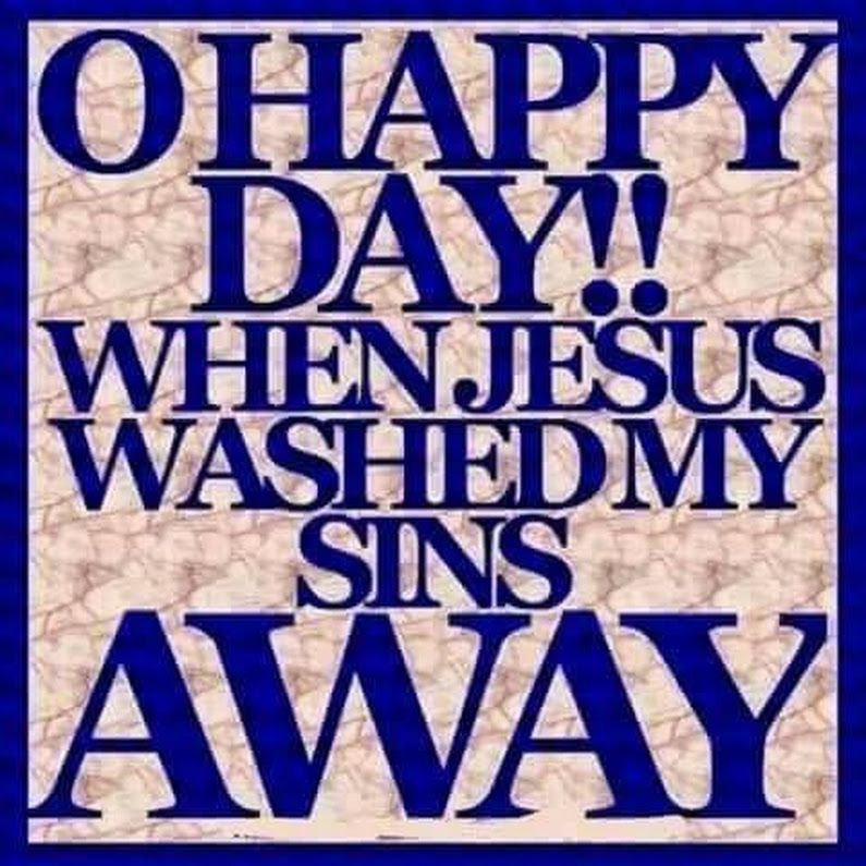 Water Baptism in Jesus Name for the Remission of Sins