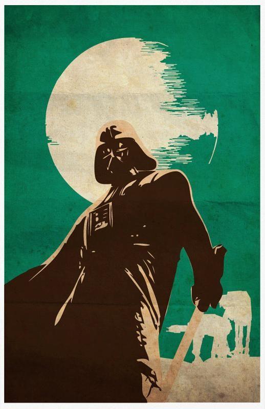 Star Wars FanArt Alguna Te Llevas