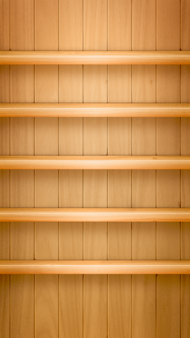 !!TAP AND GET THE FREE APP! Shelves Wooden Brown