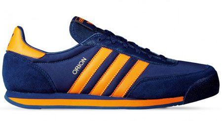 6061cc08d00 Adidas Orion Blue Orange