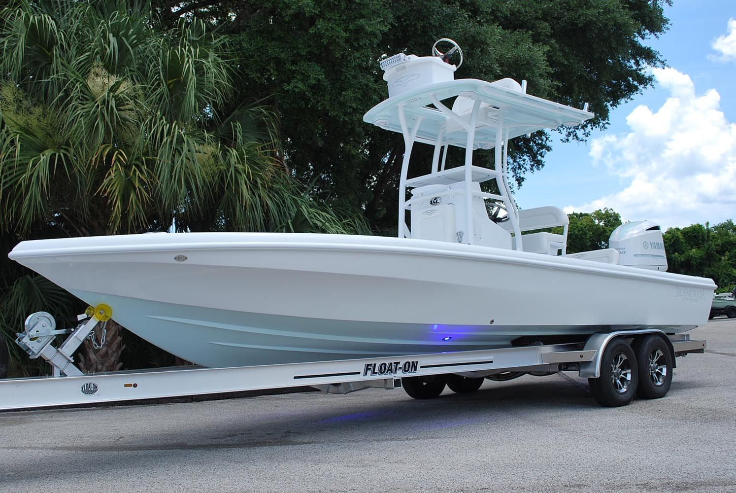 Morada 24 (With images) | Bay boats, Offshore boats ...