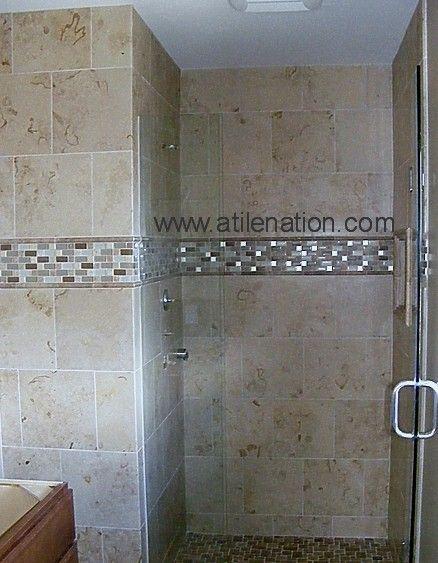 Shower Tile Pattern 12x12