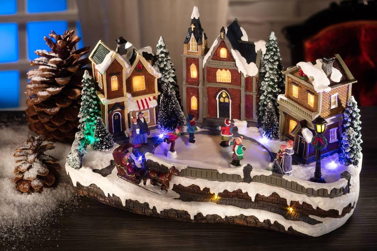 Weihnachtsszene \