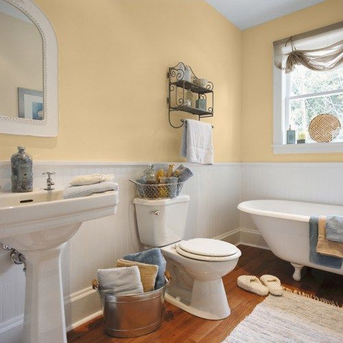 Popular Paint Colors For Small Bathrooms Best Bathroom Paint Colors Blue Good Colors For Small: Earthy Yellow Such As Dulux's Kansas Corn (30YY 63/231) For Our Bedroom?