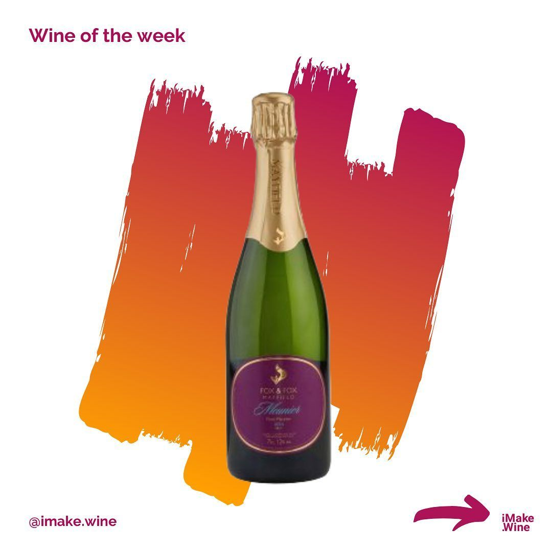 Wine Of The Week Fox Fox Meunier Brut Blanc De Noirs 2014 As A Great Link From Yesterday S Post About Making Wh In 2020 Vinification Red Grapes Wine Bottle