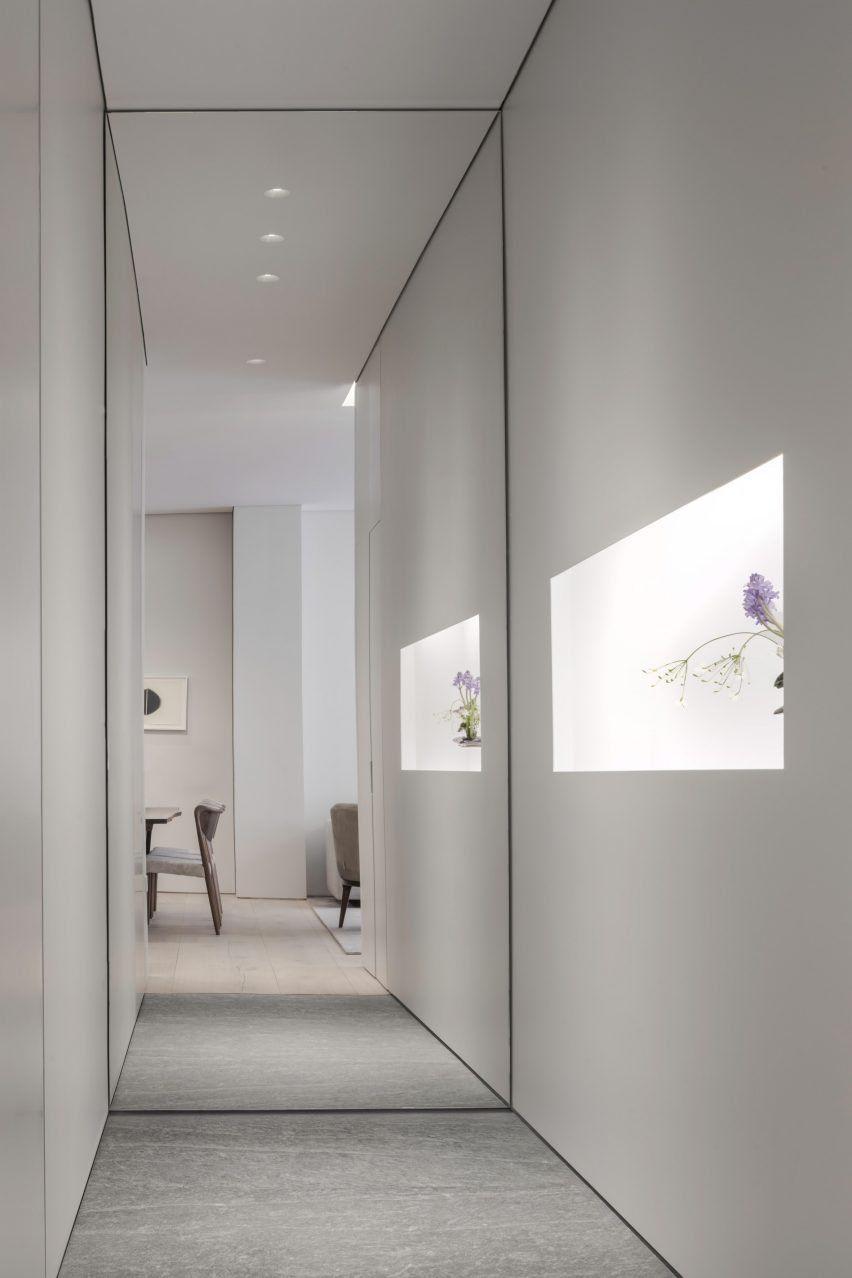 Master bedroom door design  Danish oak is used for the flooring masterbedroom doors and some