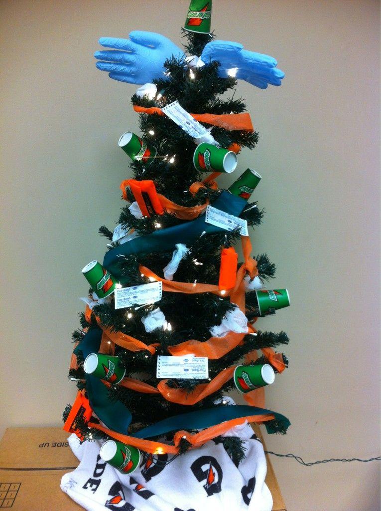 How you create a ATR Christmas tree | Athletic training ...