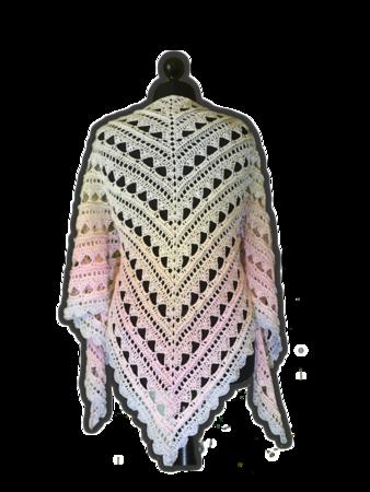 Halata Tuch | Häkeln | Pinterest | Tücher, Schals und Tuch häkeln