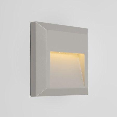 Moderne Wandleuchte Hellgrau Inkl Led Gem 2 Wall Lights