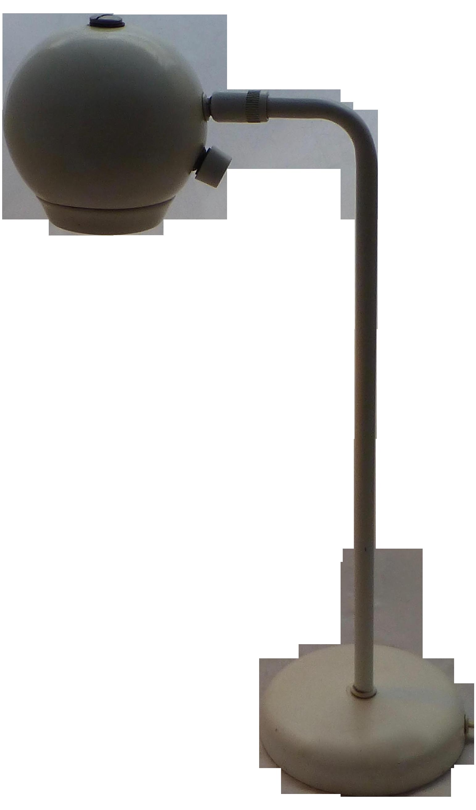 product fit width height chairish lox telescoping michael aspect eyeball lamp
