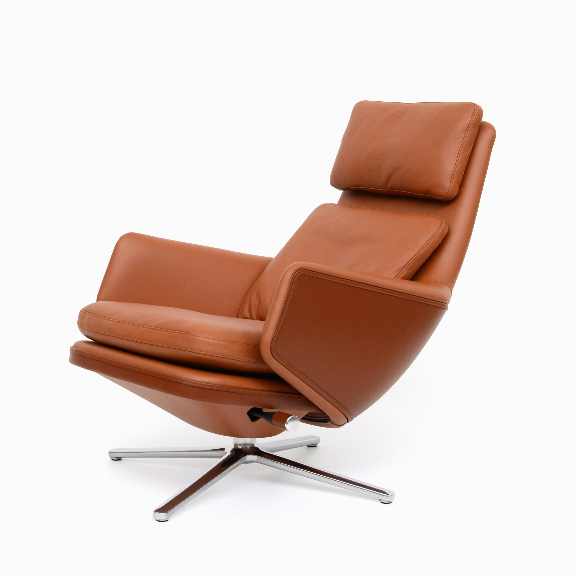 Fauteuil Cuir Vitra Pin On F F E