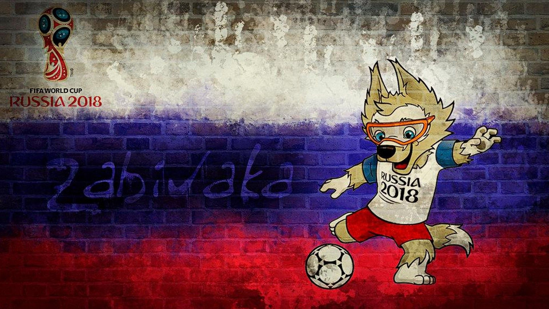 Wallpaper 2018 World Cup HD
