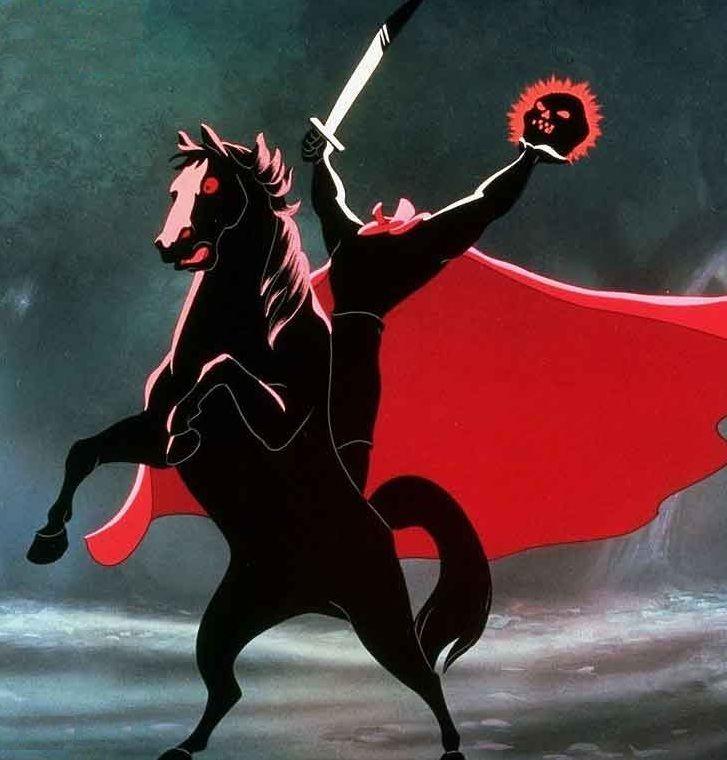 Disney's Headless Horseman