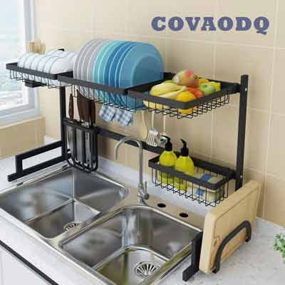The 10 Best Dish Drying Rack In 2020 Reviews Drying Rack Kitchen