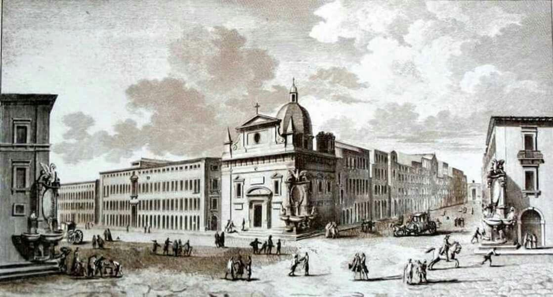 Largo Quattro Fontane