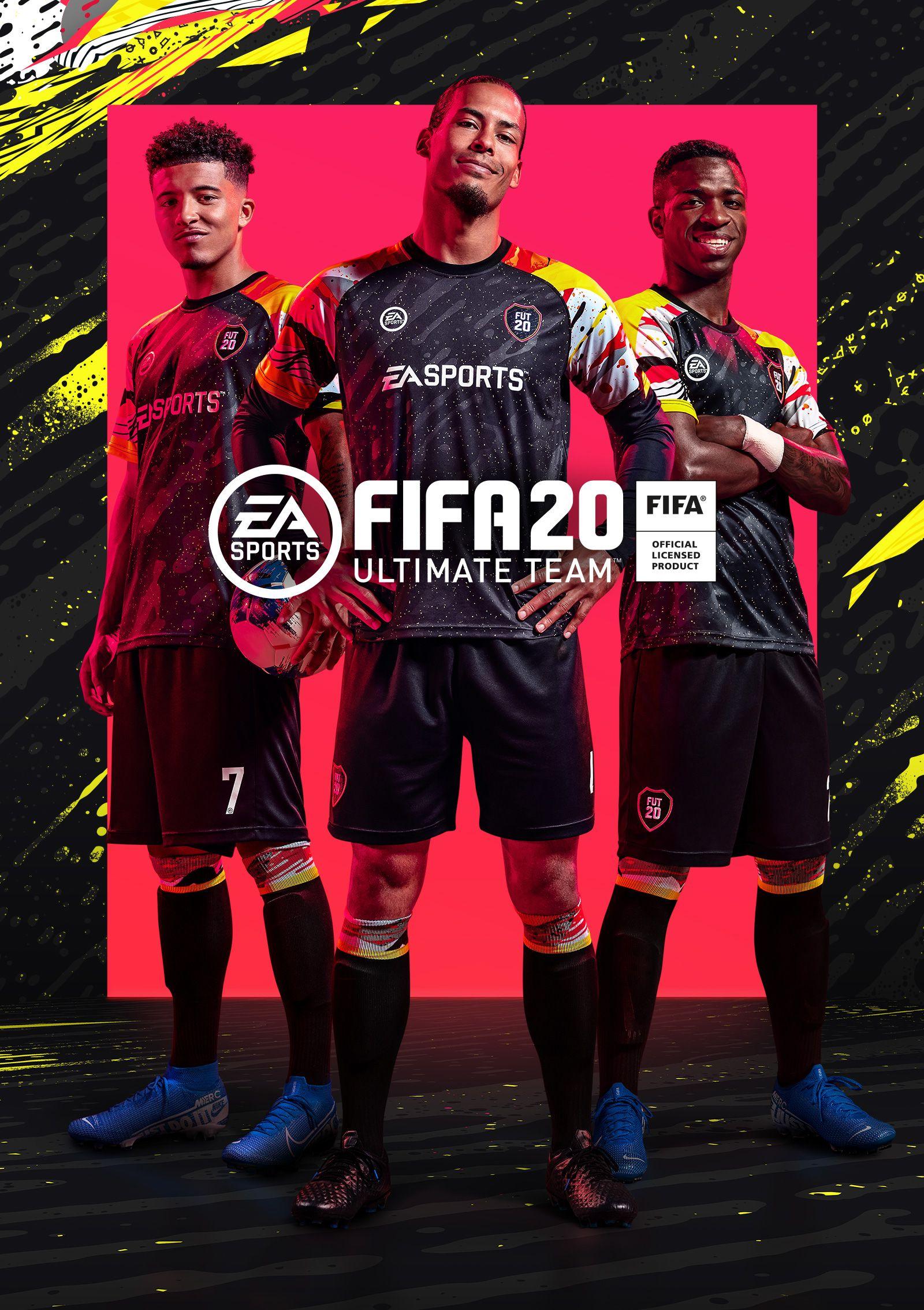 FIFA 20 Kit Design in 2020 Fifa 20, Fifa, Ea sports fifa