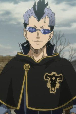 Magna Swing   Anime - Black Clover   Birthday - April 7 ...
