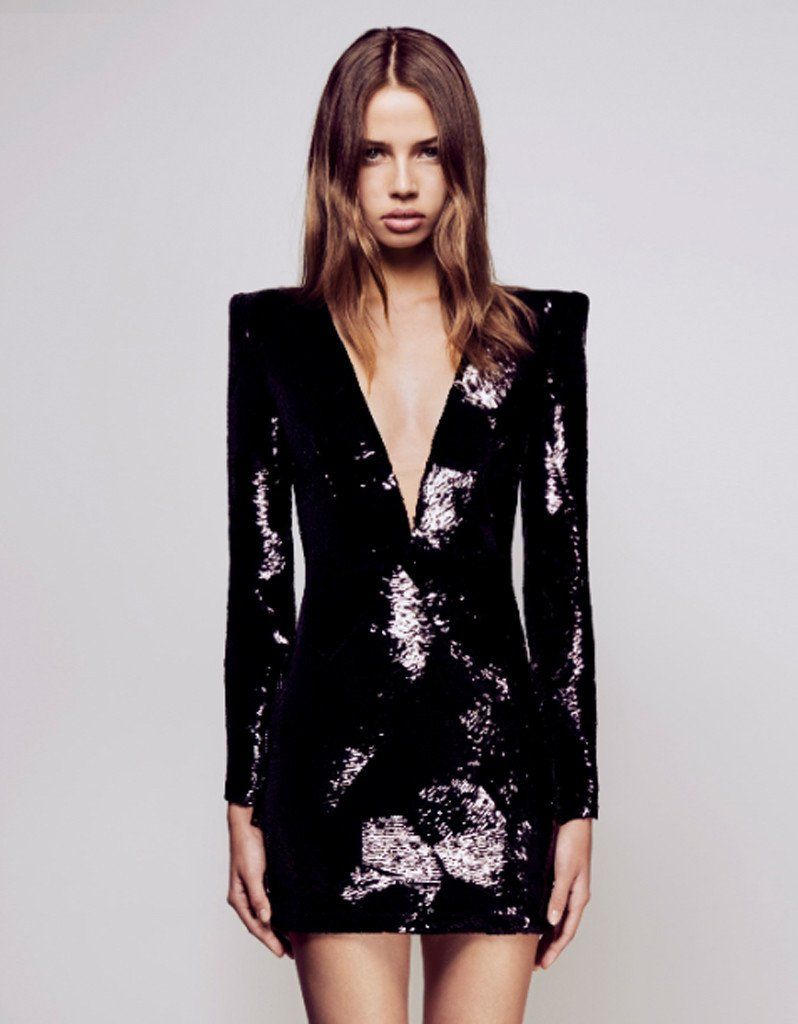 0e5a844a Alex Perry Blondell Sequin Mini Dress This gorgeous all over sequin dress  from Alex Perry Australia
