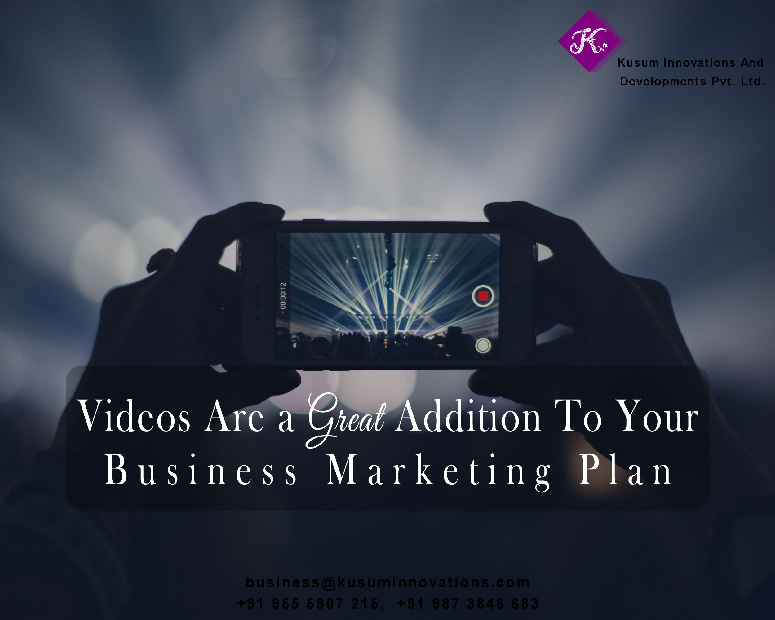 Video S Are A Great Addition To Your Business Marketing Plan Business Marketing Plan Video Marketing Video Ads