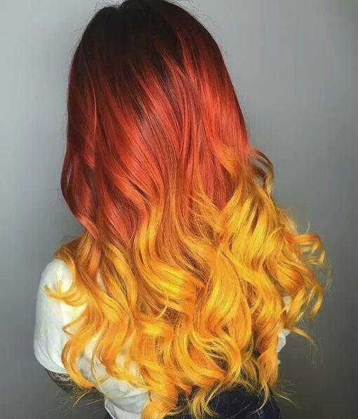 Hair Style Fire Hair Cool Hairstyles Hair Styles