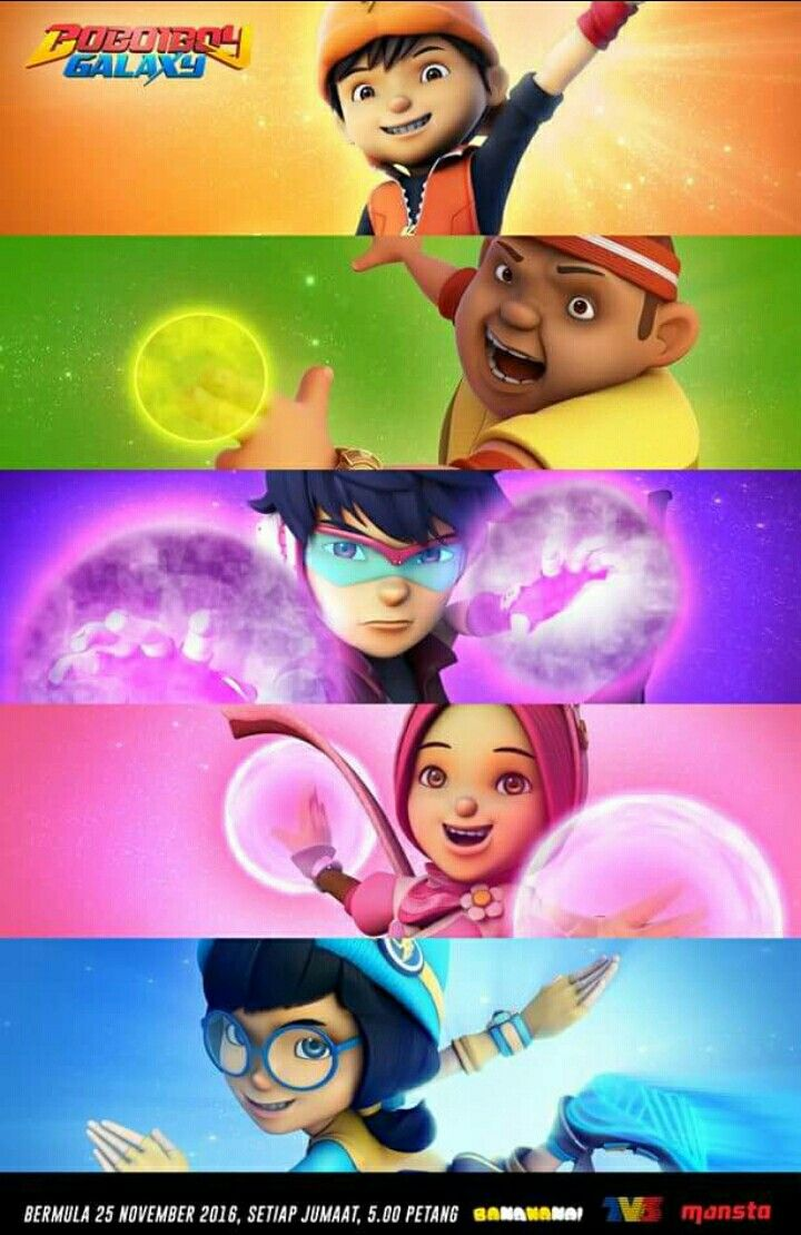 BoBoiBoy Galaxy 。 ﹏ 。 At First I Don T Really Like The