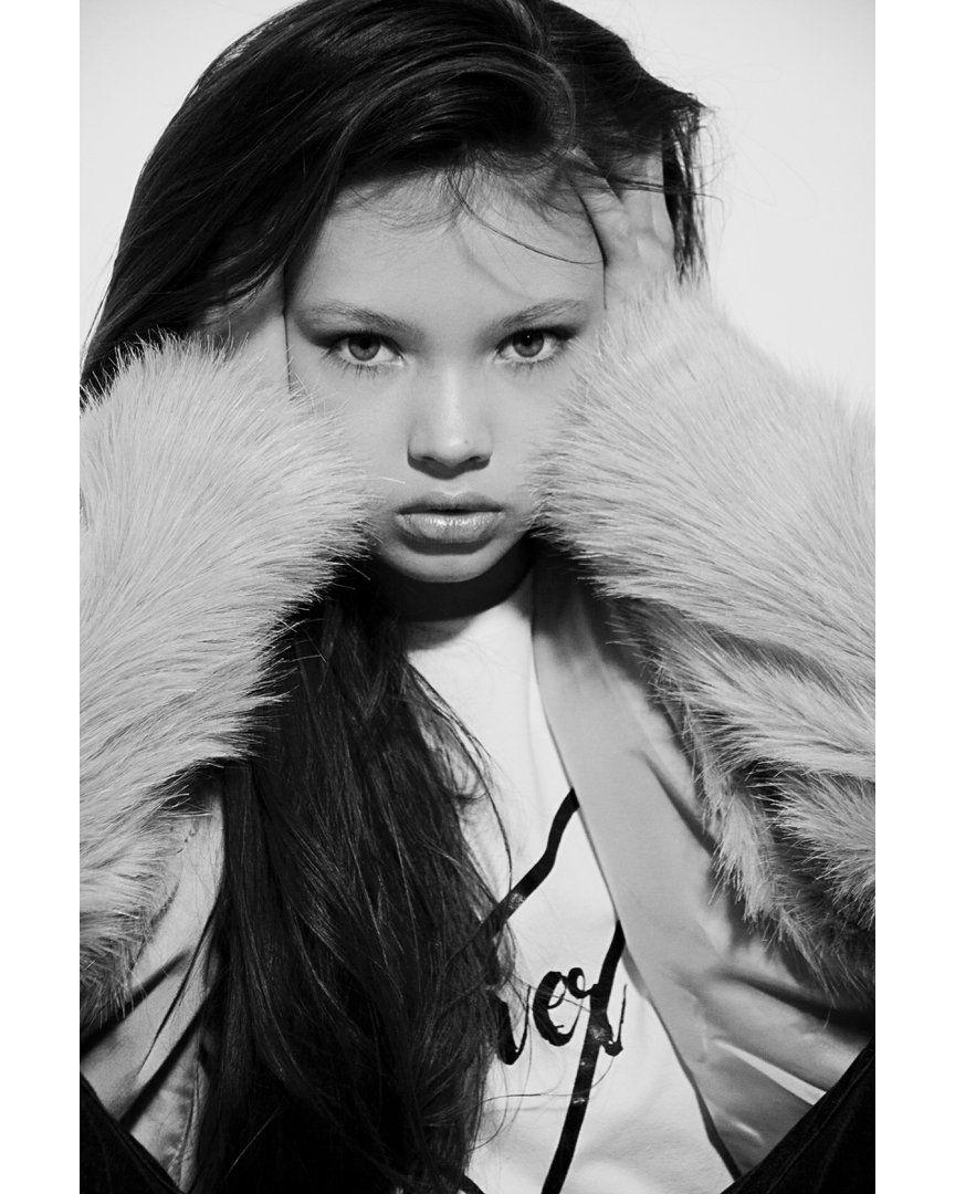 Model: Milena @milena_spain 13 y.o. Russia / Spain | Our