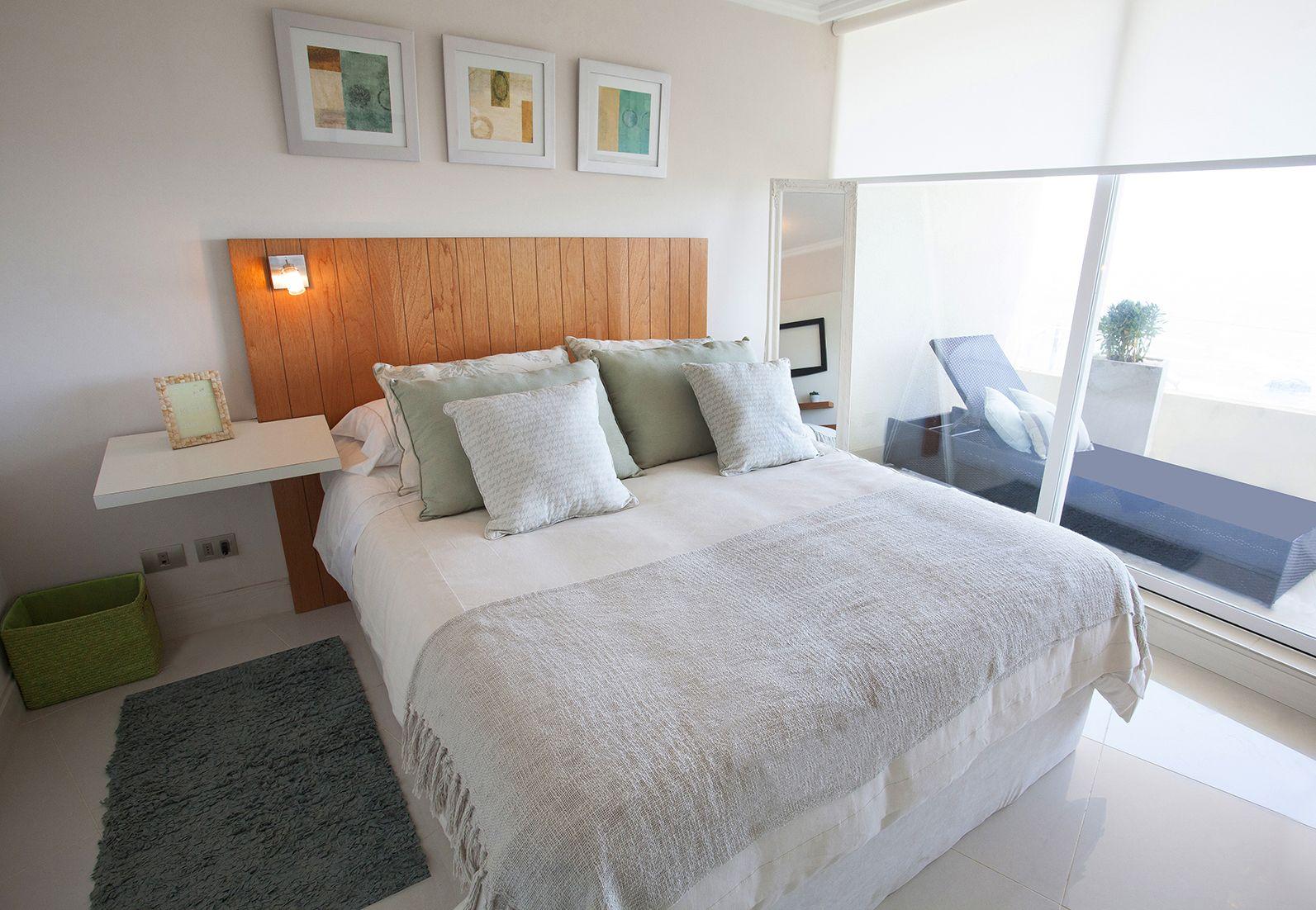 Dormitorio principal I, Terraza Pacífico