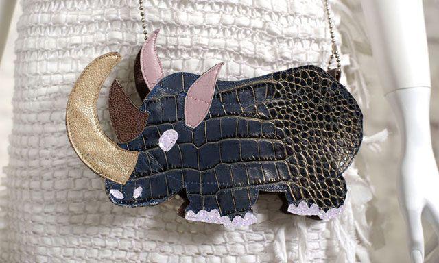 Hanna Saren rhino purse