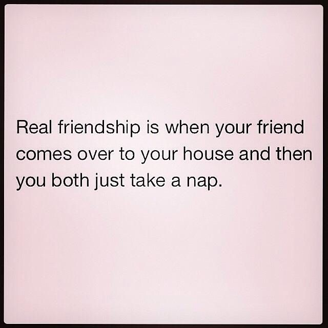 Real Friendship