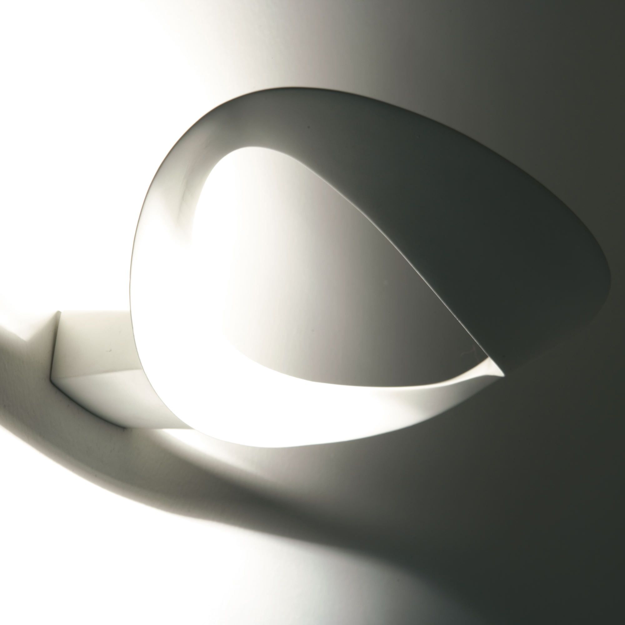 Applique LED Blanc L34cm MESMERI
