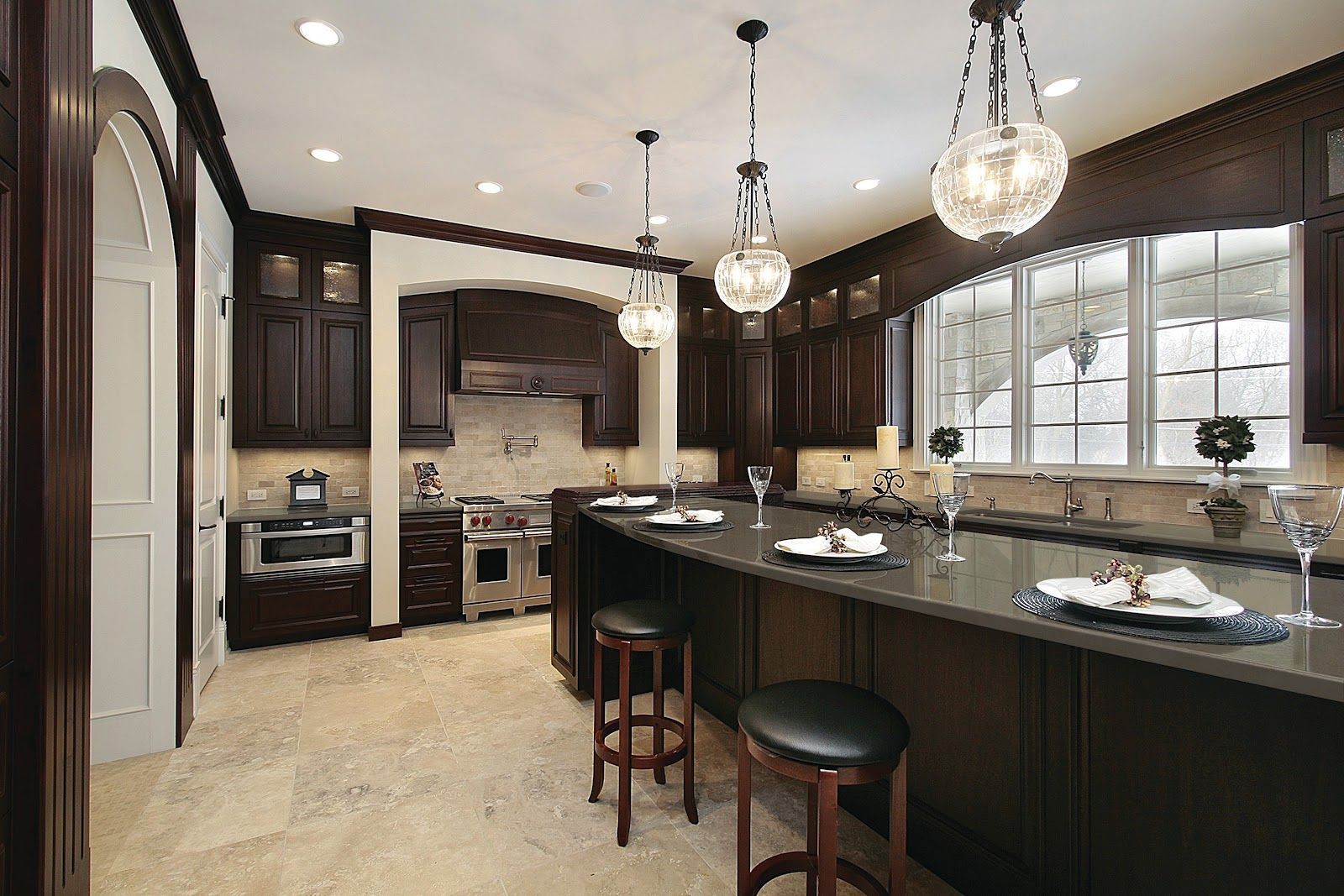 Elements Featured On Hgtv S Property Brothers Luxury Kitchen Design Kitchen Cabinets And Countertops Kitchen Cabinet Remodel