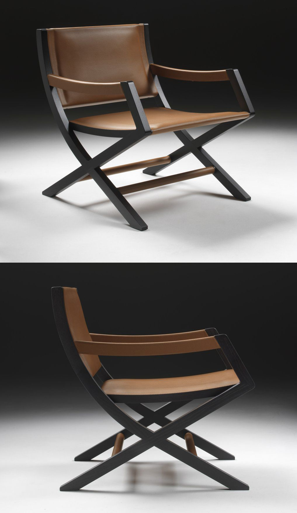 Armchair Solid Wood Material The Elegant Shape And Lines Give The Chair A Special Taste