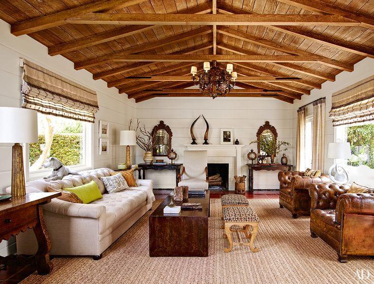 I Really Love Interior Designer Madeline Stuartu0027s Bright And Beautifully  Renovated Historic Santa Barbara Bungalow!