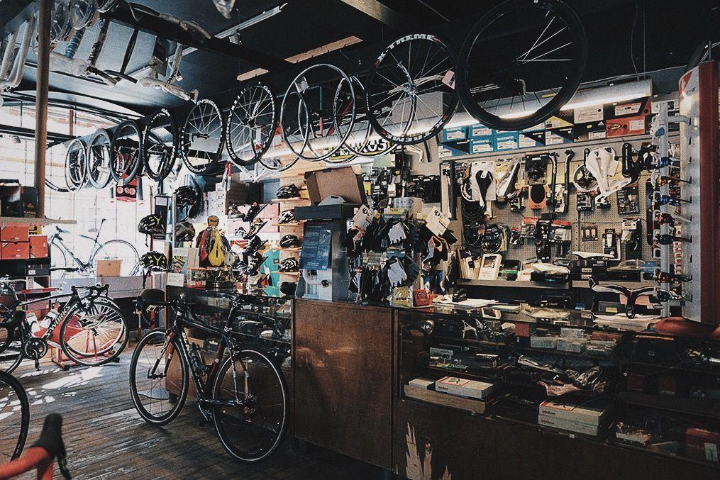 Boutique Cycling In Stockholm Velonode Interiores Casas