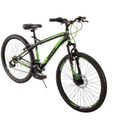 26 Inch Huffy Mens Nighthawk Mountain Bike Black Mens Mountain