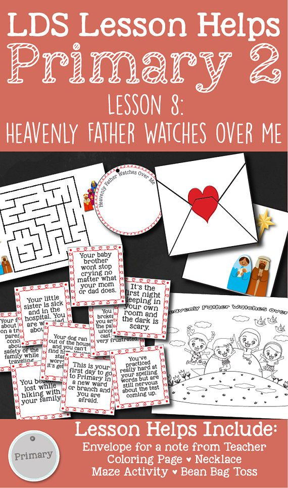 Heavenly Father Watches Over Me\