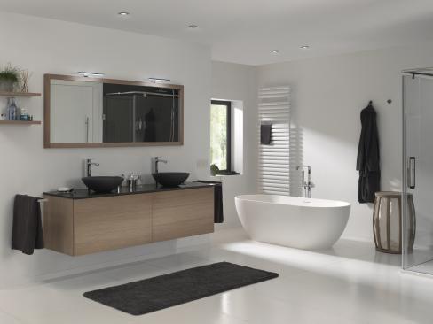 Meuble salle de bain x2o