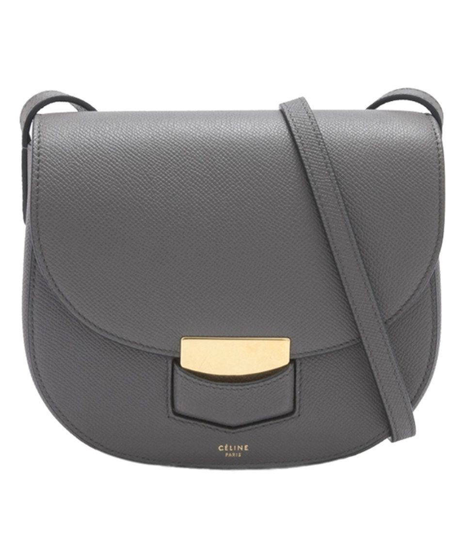 b9d04ee25a04 Take a look at this Céline Small Trotteur Shoulder Bag today!