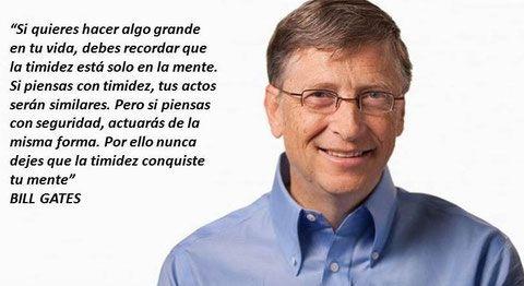 Consejos De Bill Gates Para El Exito Bill Gates Bill